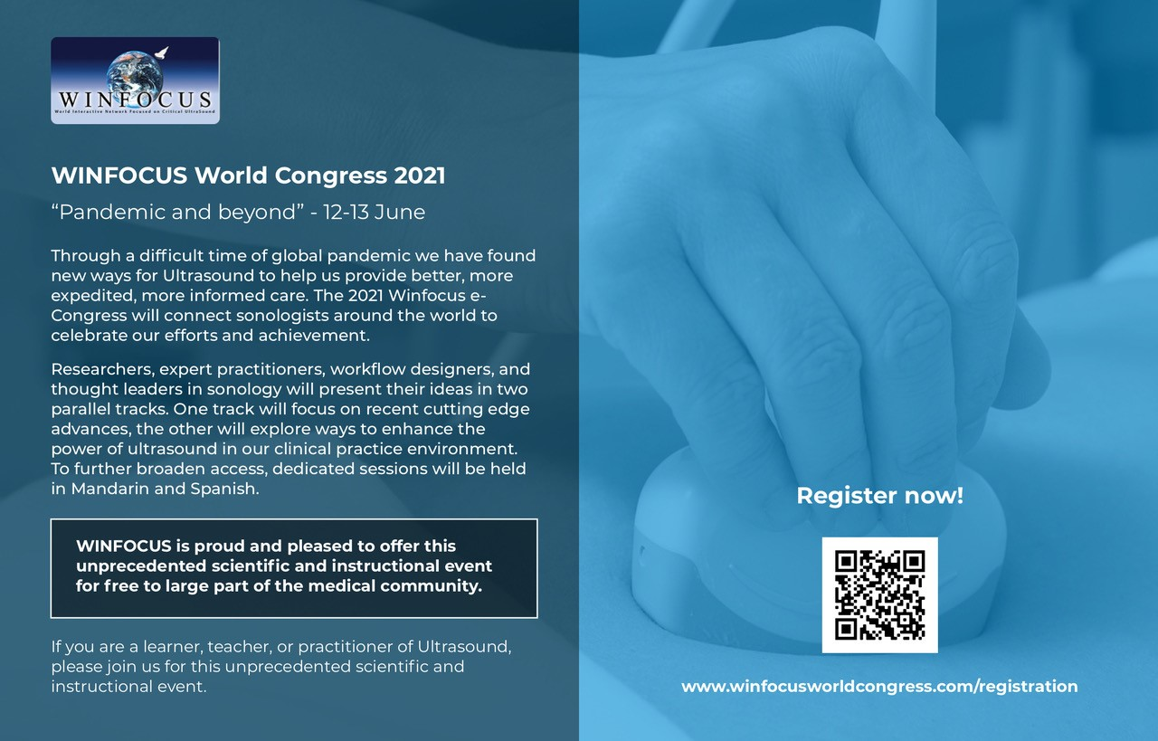 WinFocus Congress 12 - 13 June 2021 - Complimentary for all EFIM members!